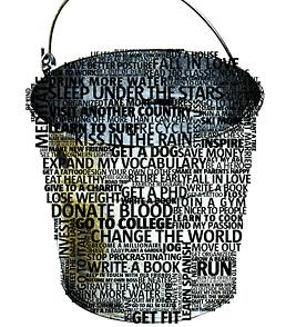 bucket-list-words