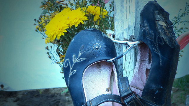 Photo Credit: Jopet Arce's photo of a pair of shoes