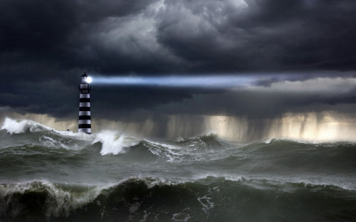 lighthouse-storm-painting-wallpaper-1