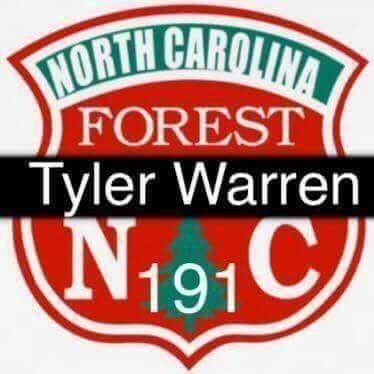 Tyler Firefighter Sheild
